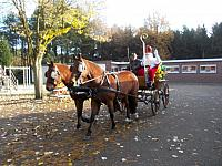 6 december '13-Sinterklaas in de vlinderklas